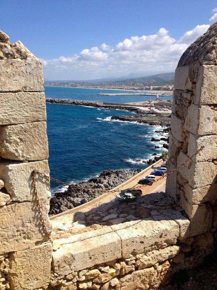 Fortezza, Rethymno, Crete, Greece