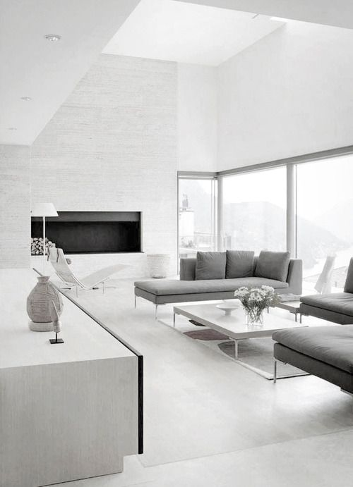 116 best images about modern style inspiration on pinterest for Clean modern living room