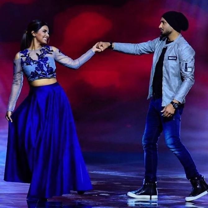 5 Adorable Moments Of Harbhajan Singh And Geeta Basra That Prove They Were Meant To Be Together