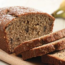 Heavenly Healthy Banana Bread: King Arthur Flour - reviews sound good and give great ideas - be sure to read them!