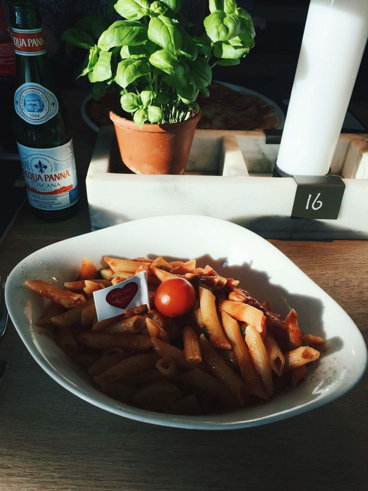 Eating Vegan in Berlin, Germany. Vapiano Cafe serves many italian vegan dishes such as ratatouille and pomodoro