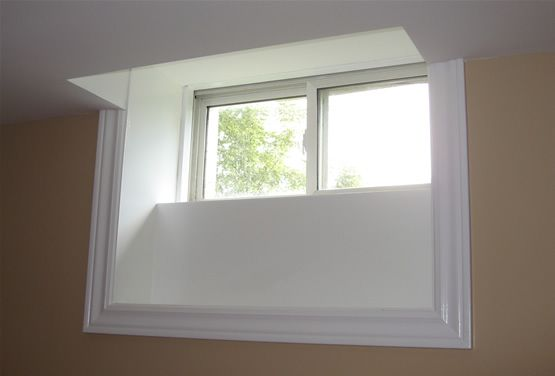 Best 25+ Basement window treatments ideas on Pinterest