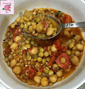 Lentil Soup (vegetarian)