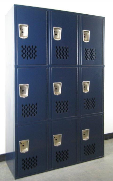Mudroom Storage Lockers For Sale : Best images about used box lockers for sale on