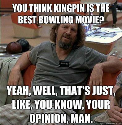 Fuck Yeah I Love Bowling 109