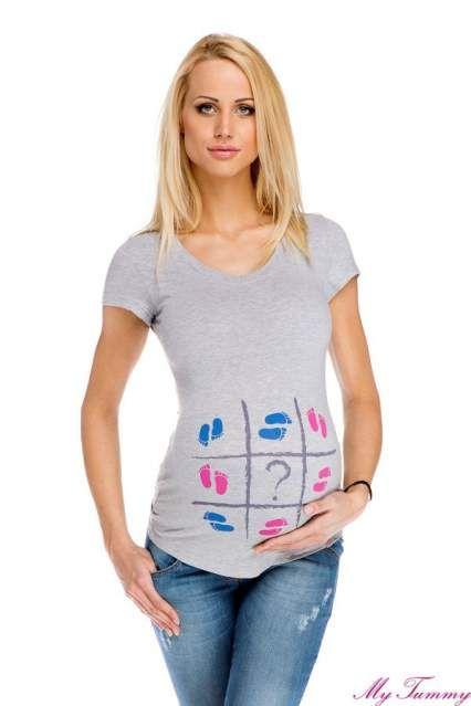 T shirt premaman divertenti nuovi 4