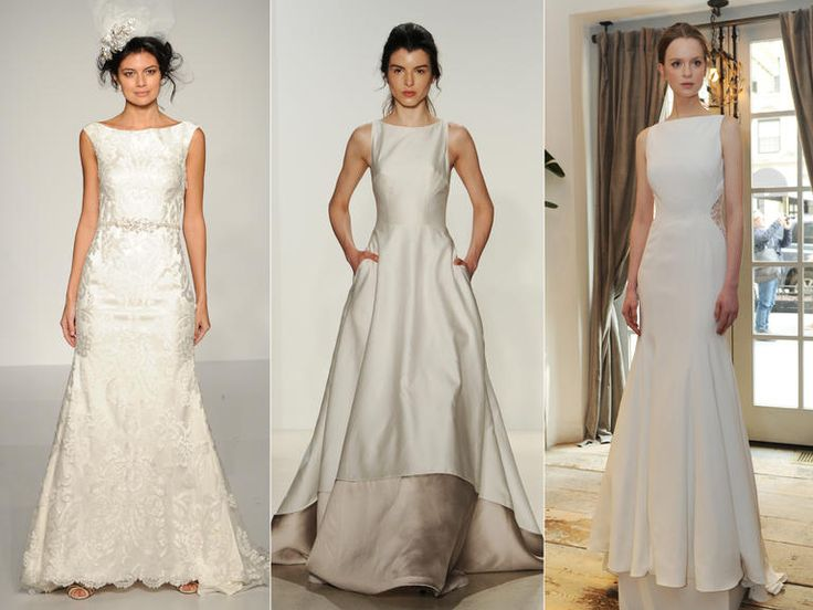Trendy The Top Wedding Dress Trends From Spring Bridal Fashion Week
