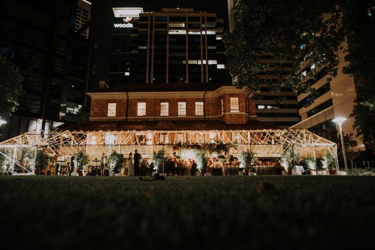 Perth wedding at Lamont's Bishop House - photography by Natasja Kremers