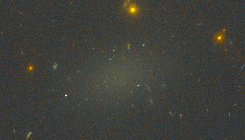 The origin of ultra-diffuse galaxies (UDGs) has posed a long-standing mystery for astronomers. New observations of several of these faint giants with the Hubble Space Telescope are now lending support to one theory. The post Globular Clusters for Faint Galaxies appeared first on Sky & Telescope.
