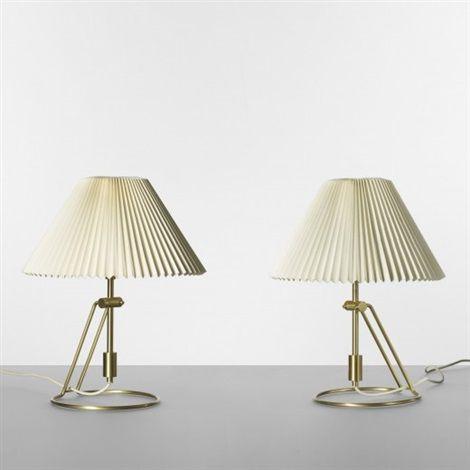 Table lamps (model 305) (pair) by Le Klint