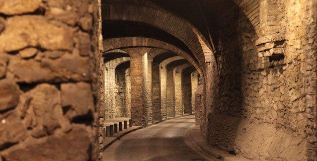 Subterráneos de la ciudad de Guanajuato / Ernesto Polo