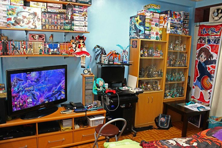 goboiano 14 anime rooms that just might be heaven room