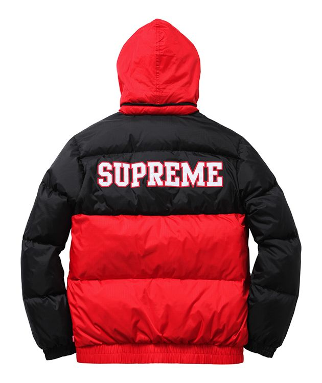 Supreme jackets (Fall/Winter 2014)