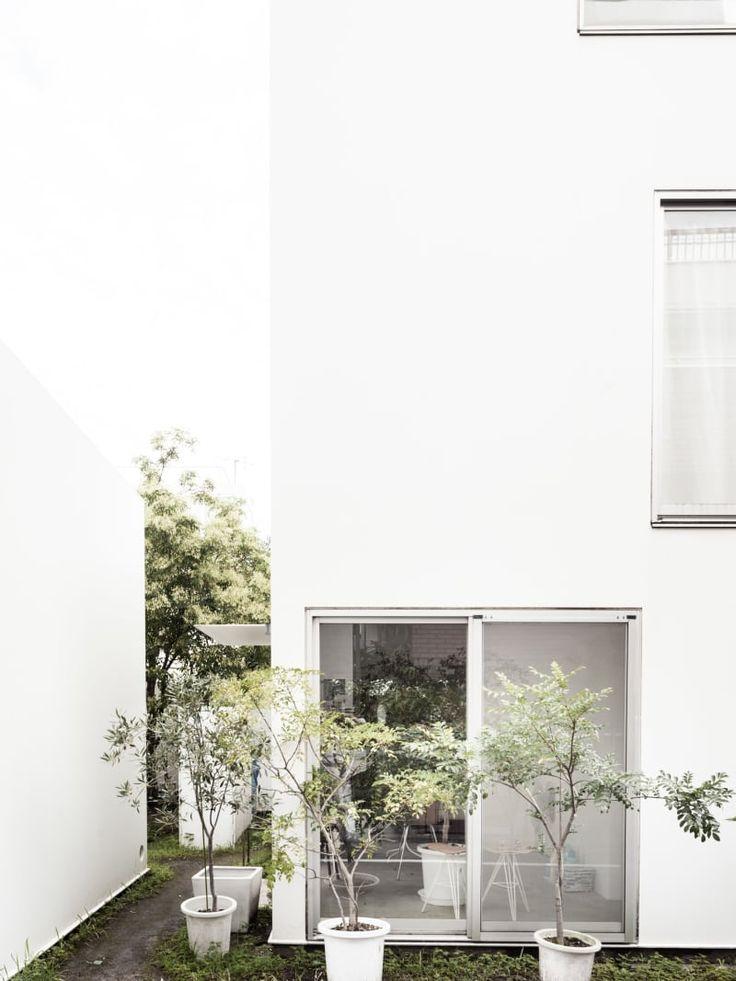 Kazuyo Sejima + Ryue Nishizawa / SANAA, Jeroen Verrecht · Moriyama House