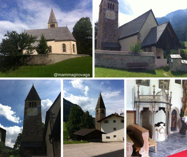 La chiesa di San Michele a Castelrotto