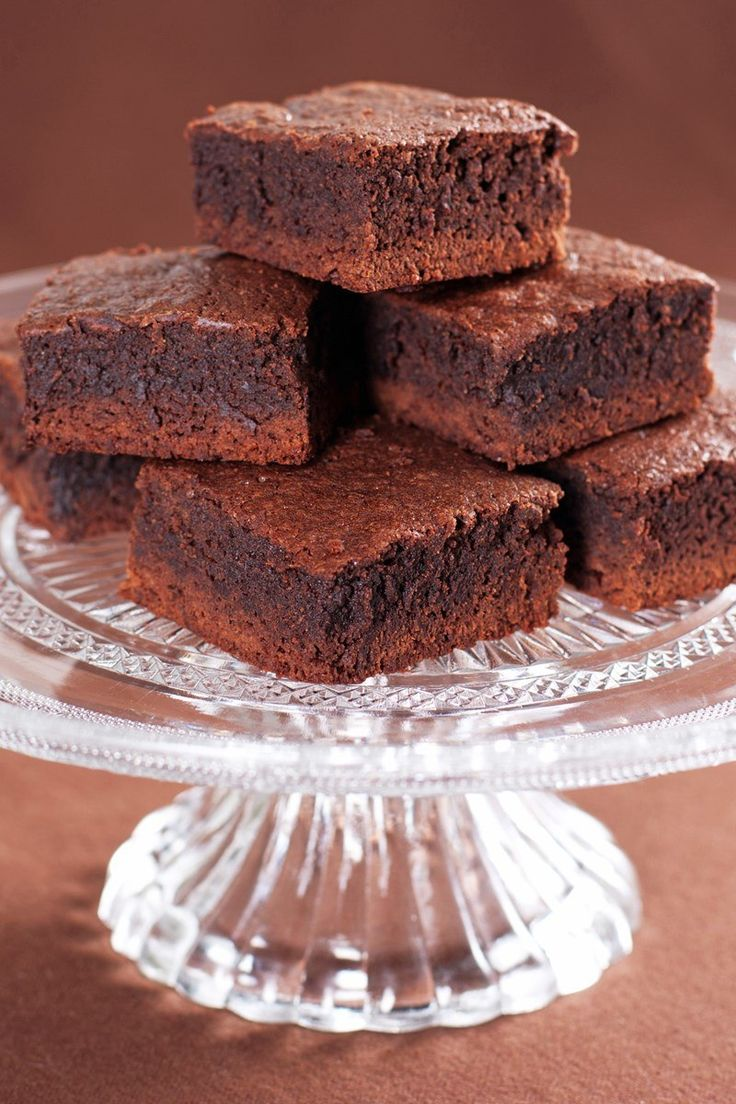 Low Calorie Deep Dish Brownies Recipe Desserts