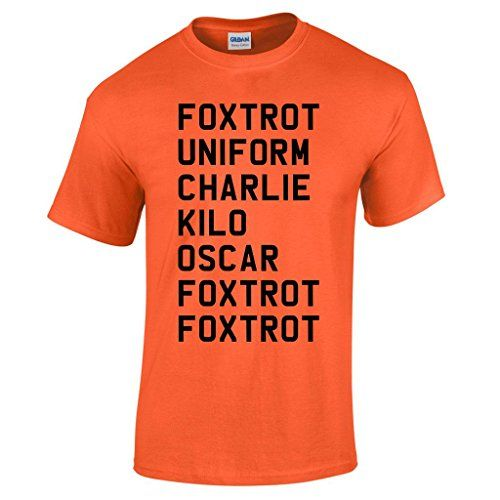 Bang Tidy Clothing Men's Phonetic Alphabet Explicit T Shirt Orange S BANG TIDY CLOTHING http://www.amazon.co.uk/dp/B00WI5K4T2/ref=cm_sw_r_pi_dp_lnrovb08XAF2Y