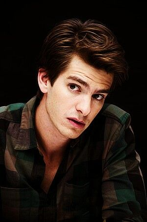 Andrew Garfield. But seriously though, I remember freaking out when I found out he was 29 because,you know, that was just WAY too old to crush over. And here I am laughing at my past self as now I have absolutely no problem loving Tom Hiddleston, Benedict Cumberbatch, Martin Freeman and more. BBC has ruined my appreciation for age differences. It has almost literally become impossible for me to really be into someone near my age. :)