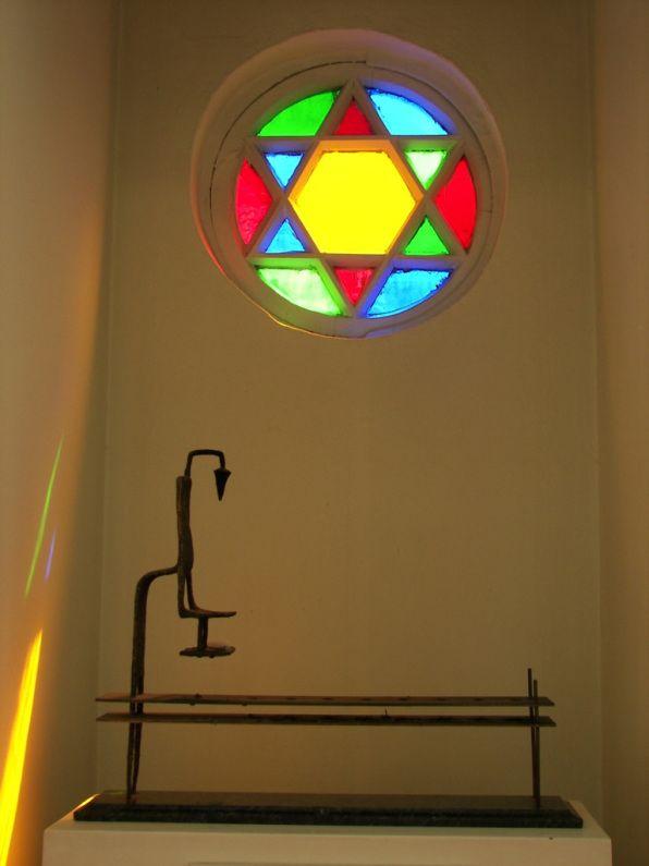Candelabro judío #sinagogas