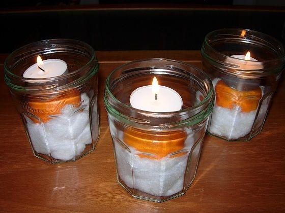 Oltre 1000 idee su candele di natale su pinterest - Decorare candele per natale ...