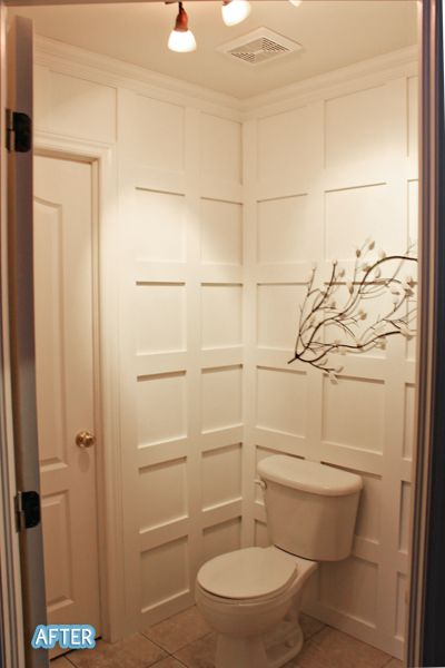 After the Bathroom Redo | http://www.betterafter.net/2012/10/embarrassingly-true-story-bathroom.html