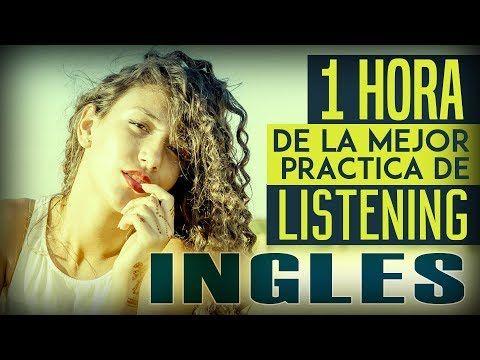 1 HORA de la Mejor Practica de Listening Ingles Americano en Diferentes Velocidades - YouTube