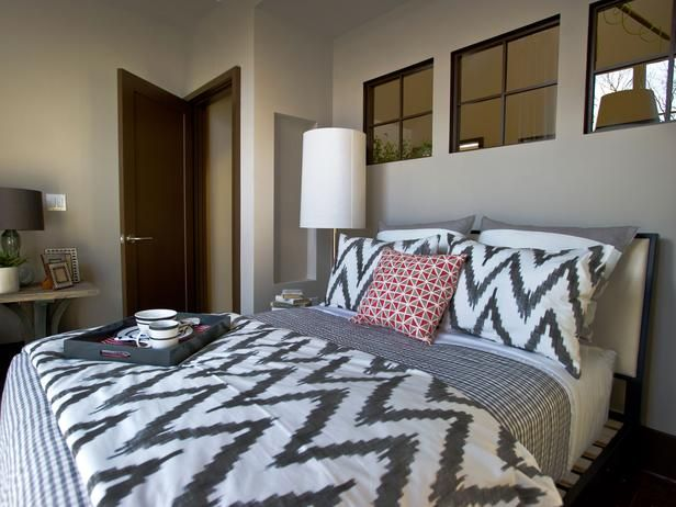 2012 HGTV Green Home Bedroom