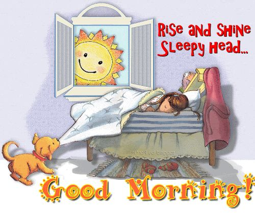 1201 best good morning images on pinterest good morning have a good morning with this very cute morning card free online wake up sleepy head ecards on everyday cards m4hsunfo