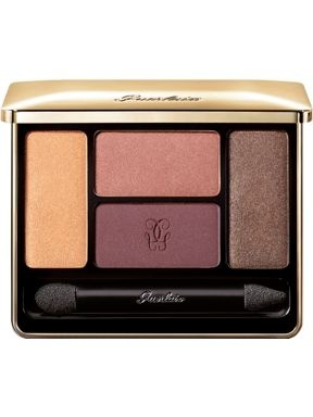 Guerlain Ombre Eclat 4 Shade Eyeshadow Les Ombres Turando - House of Fraser