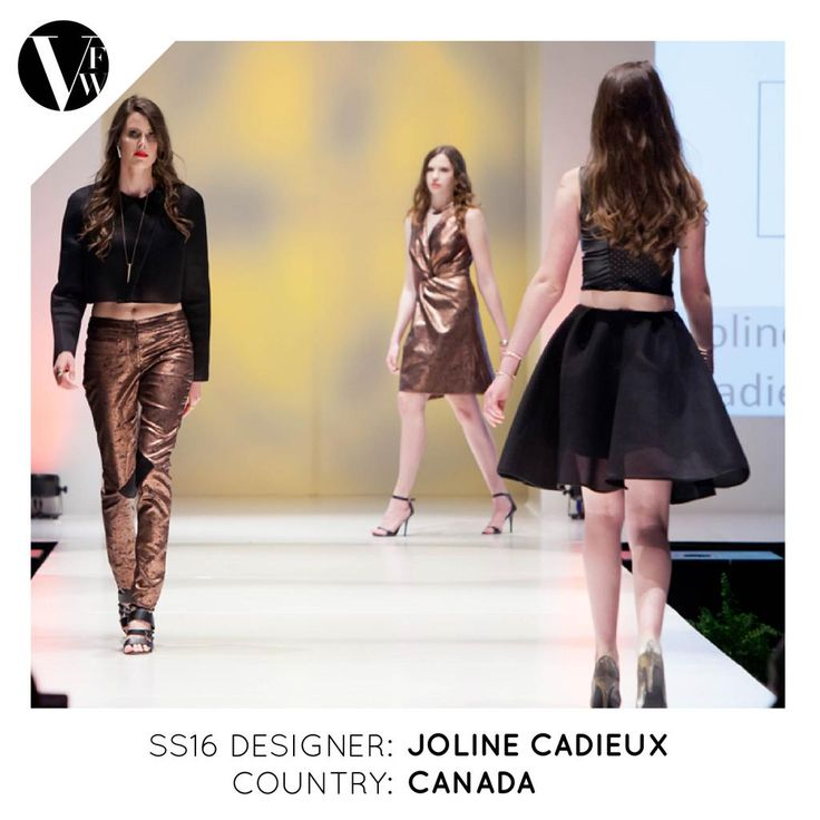 #SS16designer @j_cadieux Joline is gearing up for a fabulous show this season. http://ow.ly/SAPKL #vanfashionweek