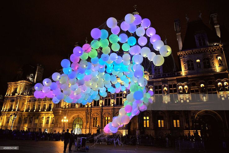 Картинки по запросу воздушные шарики со светодиодами на свадьбе