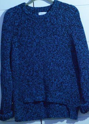 Kup mój przedmiot na #vintedpl http://www.vinted.pl/damska-odziez/dlugie-swetry/11740231-mega-sweter-gruba-nitka