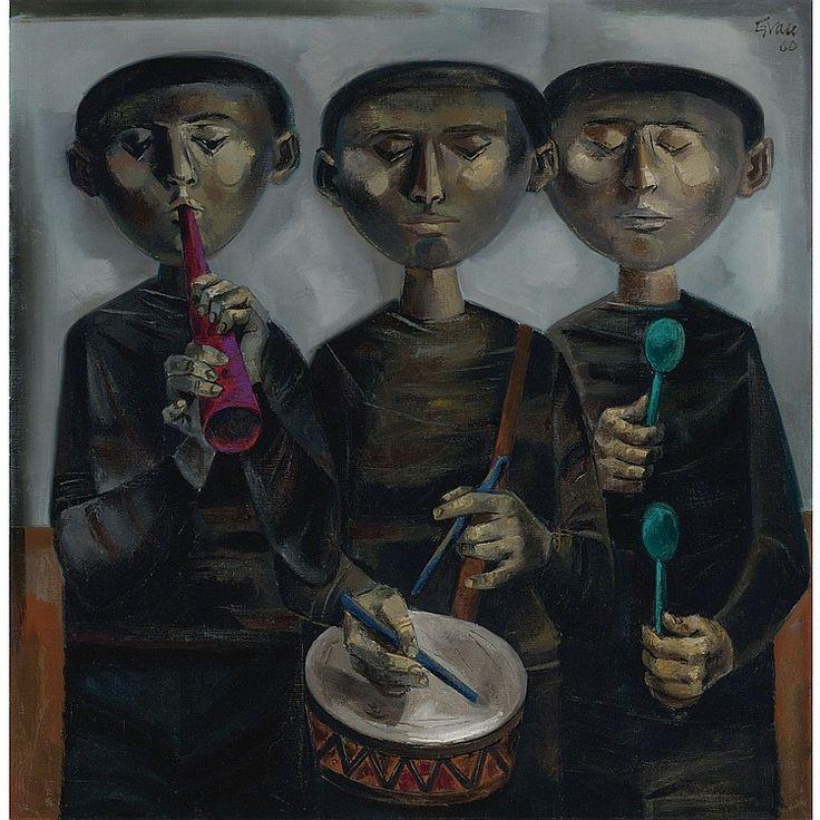 Enrique Grau (colombian artist)