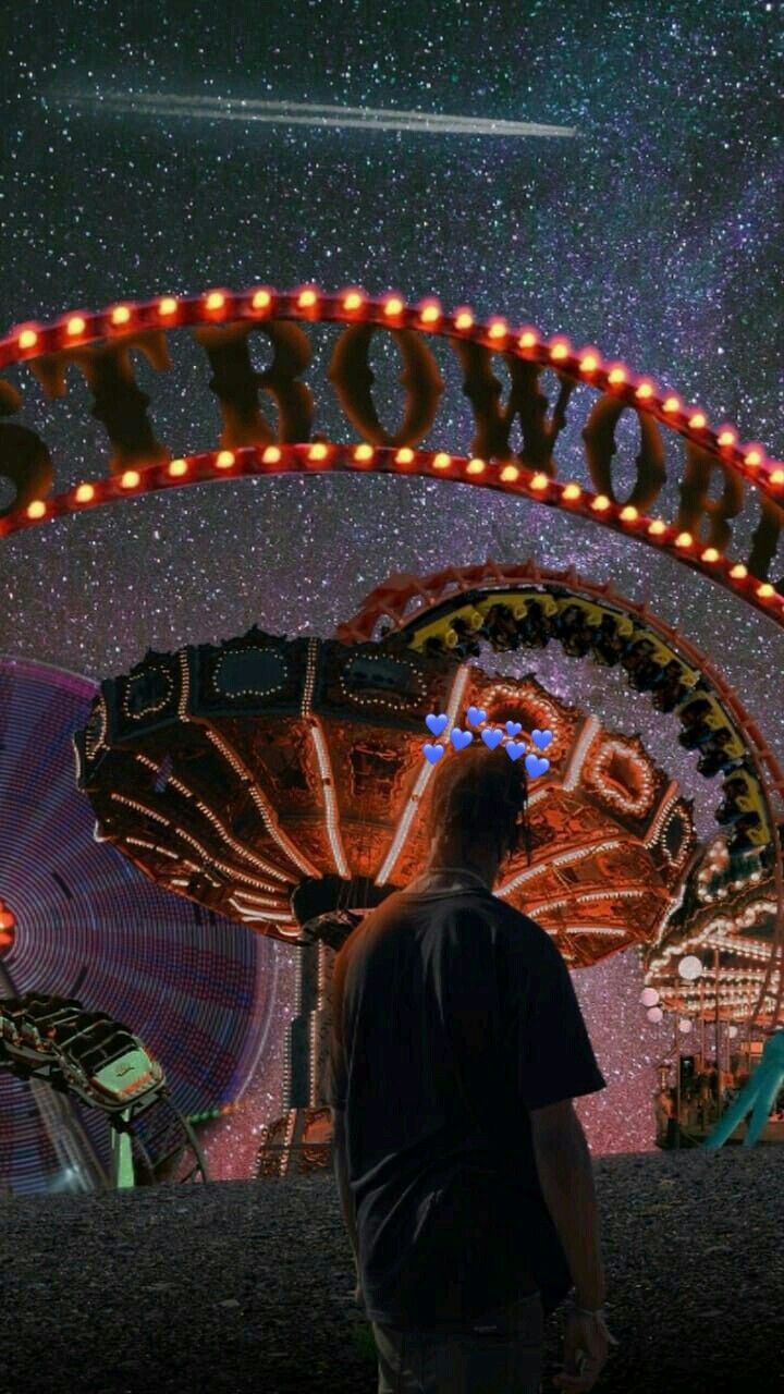 Astroworld in 2020 Travis scott wallpapers, Travis scott