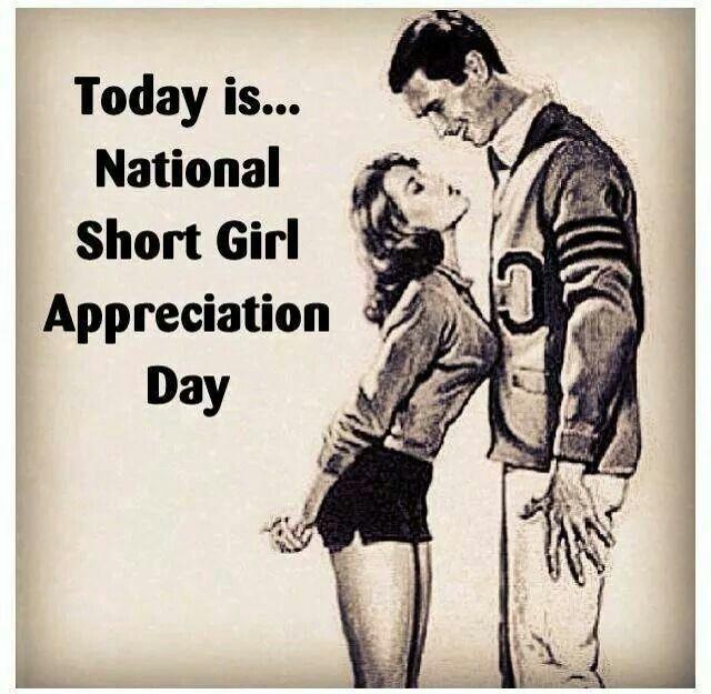 Dec 21 short girl appreciation day