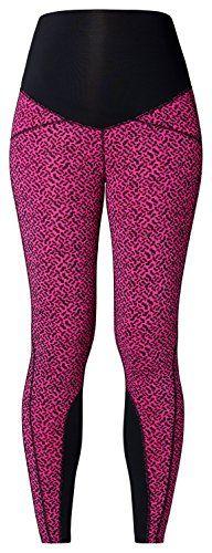 NOPPIES Damen Umstandsleggings Zena Bright Pink SocksHosiery_XL/XXL
