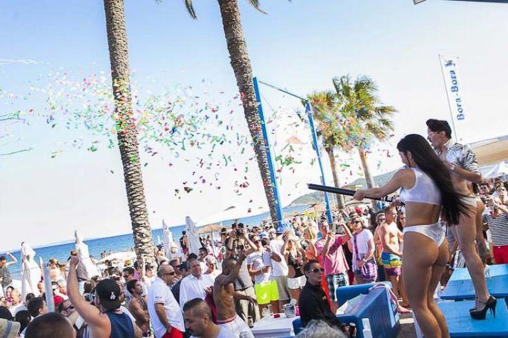 Bora Bora Beach Club, Ibiza - Info, DJ listings and tickets | Ibiza Spotlight