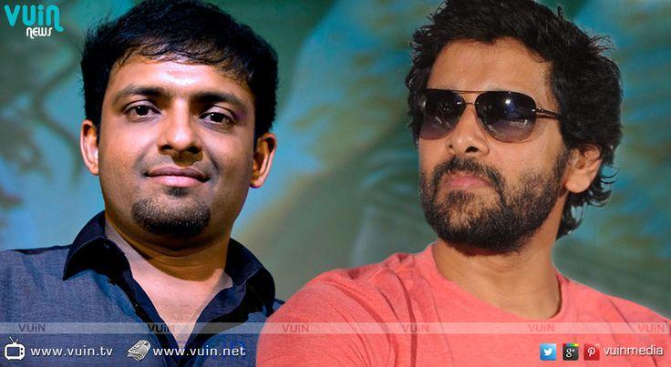 Vikram to do it again for Anand Shankar film