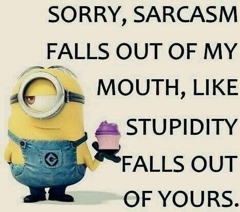 Stupid 😒