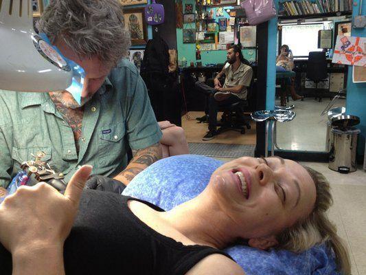 Southside Tattoo in Austin, TX