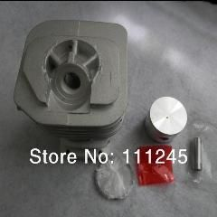[ 20% OFF ] Cylinder Piston Assy 40Mm For Chainsaw 141 142  Cheap Chain Saw Zylinder Kolben Repl. Husqvarna P/n 530 0699 41