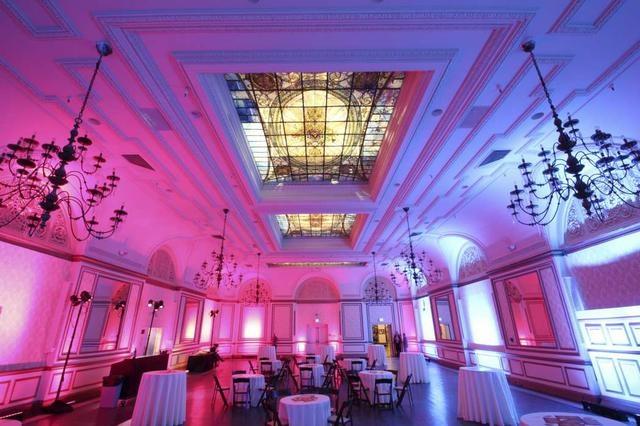 Beautiful ballroom!