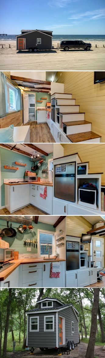 The Wanderlust Tiny House