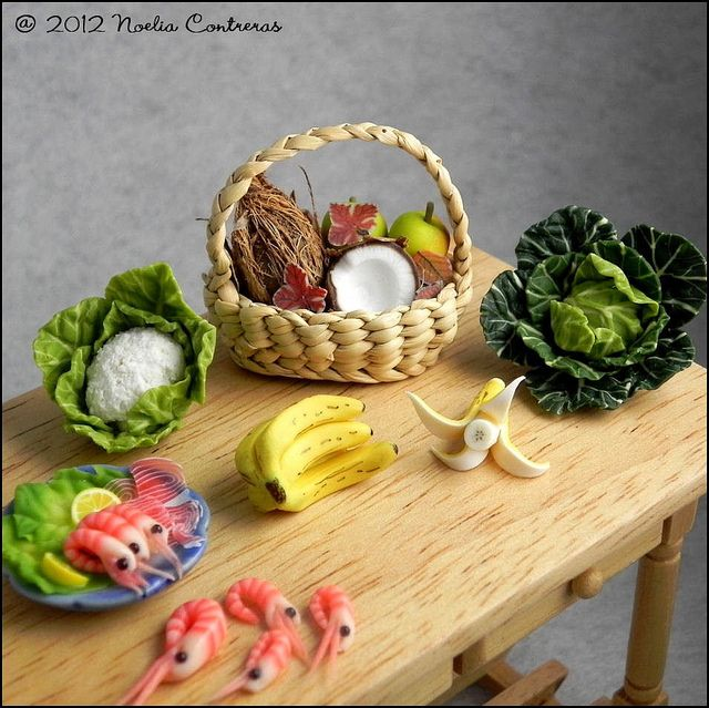 17 Best Images About Miniature Clay Angie Scarr Foods On