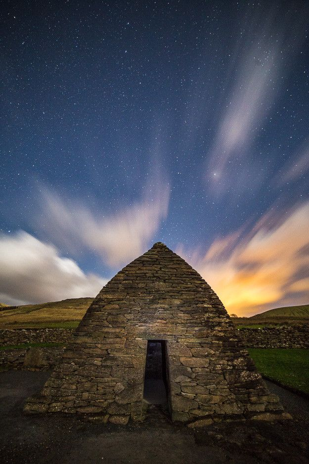 Peter Cox Photography - Nocturne, Gallarus Oratory, Dingle, Co. Kerry
