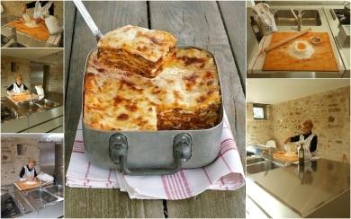 Vincesgrassi - The Lasagne in Le Marche