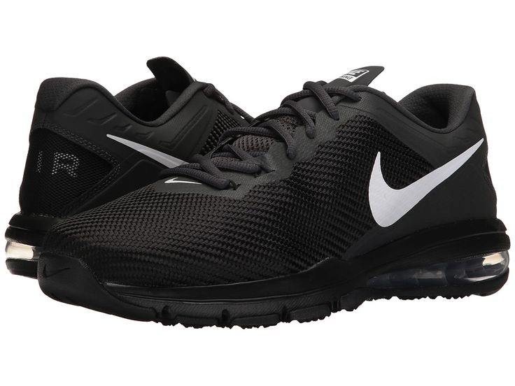 Nike Air Max Full Ride TR Men's Cross Training Shoes Black/White