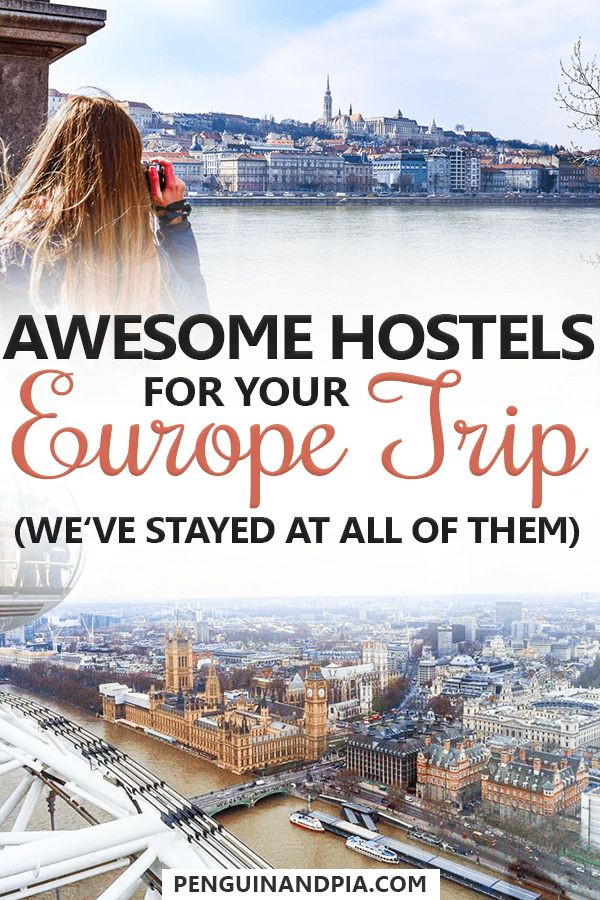 27 Great European Hostels For Your Euro Trip (We've Stayed At All Of Them)