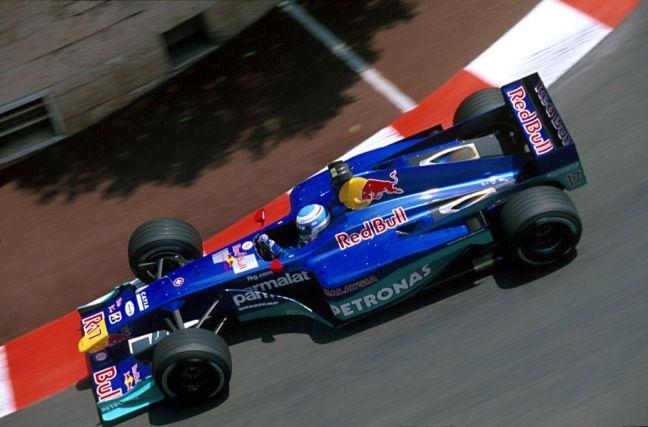 2000 GP Monaco (Mika Salo) Sauber C19 - Petronas