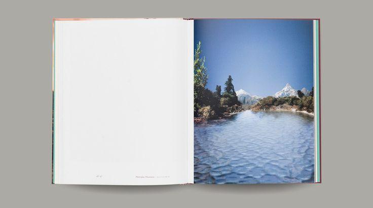 Strange Worlds by Matthew Albanese. • #strangeworlds #matthewalbanese #landscape #photography #diorama